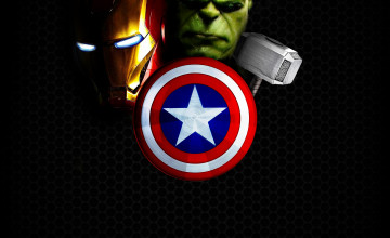 Avengers iPhone Wallpaper