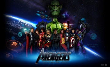 Avengers Wallpaper Download