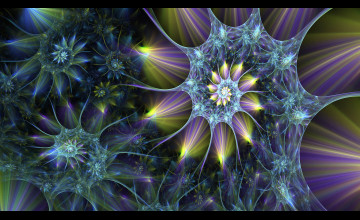 Awesome Fractal Wallpaper