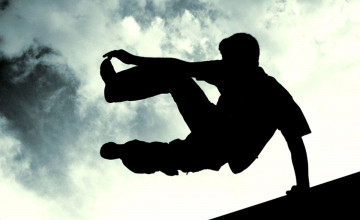 Awesome Parkour Wallpaper