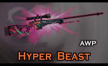 AWP Hyper Beast Wallpaper