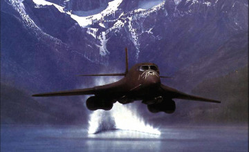 B 1B Bomber Wallpaper Pictures