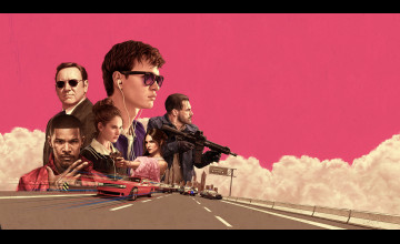 Baby Driver Wallpapers