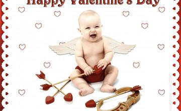 Baby Valentine Wallpaper