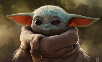 Baby Yoda HD Wallpapers
