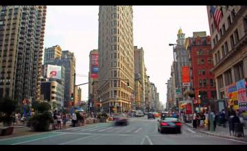 Background New York
