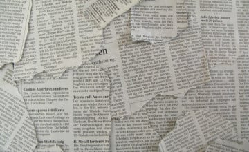 Background Newspaper