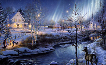 Backgrounds Winter