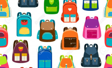 Backpacks Background