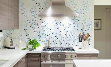 Backsplash Wallpaper Ideas for Kitchen