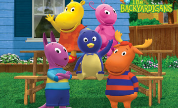 Backyardigans Wallpaper