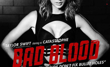 Bad Blood Taylor Swift Wallpaper