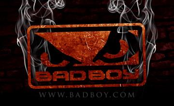 Bad Boy MMA Wallpaper