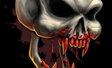 Badass Wallpapers of Skulls