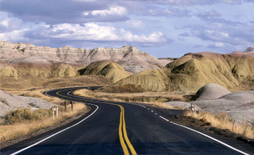 Badlands National Park Wallpapers