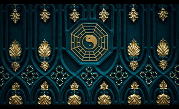 Bagua Wallpaper