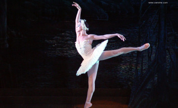 Ballet Dancer Wallpaper