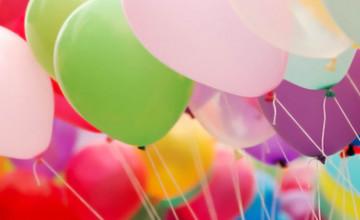 Balloons Wallpaper Desktop