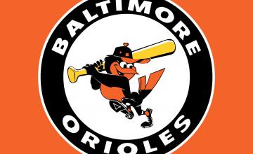 Baltimore Orioles Logo Wallpaper