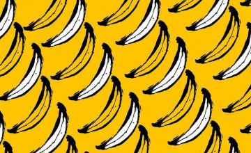 Banana Wallpaper Pattern