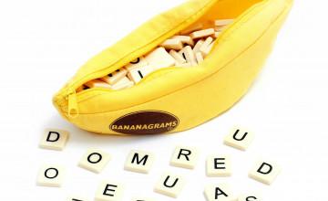 Bananagrams Background