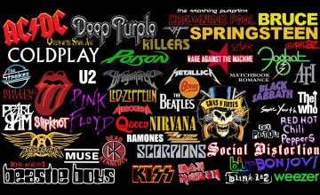 Bands Background