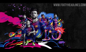 Barcelona 2018 Wallpapers