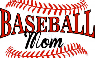 Baseball Mom Wallpaper