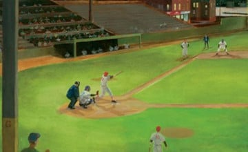 Baseball Stadium Wallpaper Murals