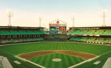 Baseball Stadiums Wallpaper