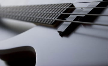 Bass Guitar Wallpaper