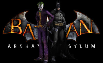 Batman Arkham Asylum Wallpaper HD