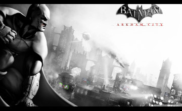 Batman Arkham City Wallpaper 1080p