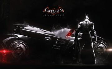 Batman Arkham Knight Batmobile Wallpaper