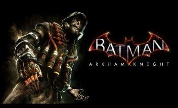 Batman Arkham Knight Scarecrow Wallpaper