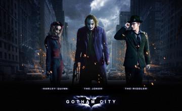 Batman Gotham Wallpaper