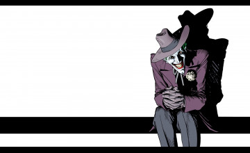 Batman Killing Joker Wallpaper