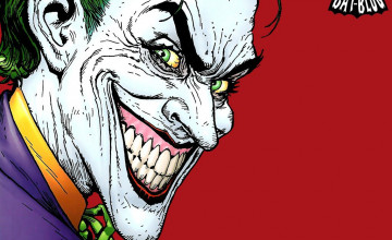 Batman: The Man Who Laughs Wallpapers