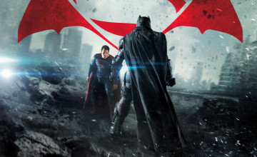 Batman V Superman Wallpapers