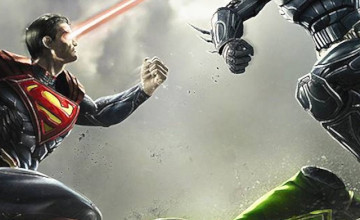 Batman vs Superman iPhone Wallpaper