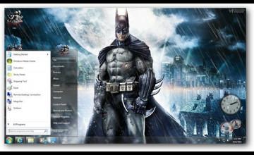 Batman Wallpaper for Windows 10