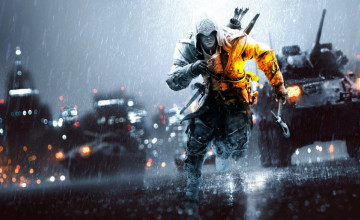 Battlefield 4 Desktop Wallpaper