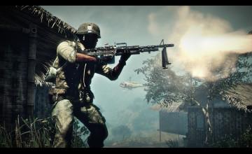 Battlefield Vietnam Wallpaper
