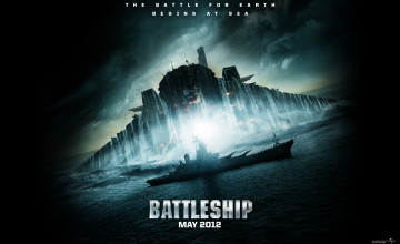Battleship Wallpaper HD