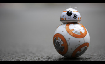 BB-8 Star Wars Wallpapers