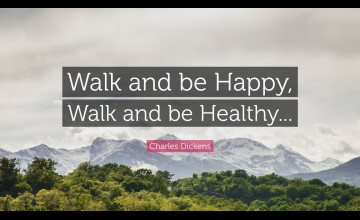 Be Happy Be Healthy Wallpapers