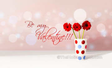 Be My Valentine Wallpaper