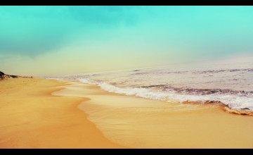 Beach 1920x1080 HD Wallpaper