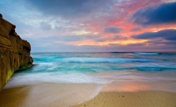 Beach and Ocean Wallpaper