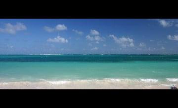 Beach Dual Screen Wallpaper